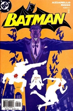Batman - 625 cover