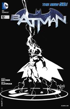 Batman - 12 cover