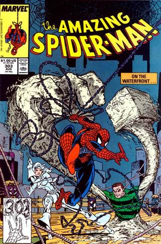 The Amazing Spider-man - 303 cover