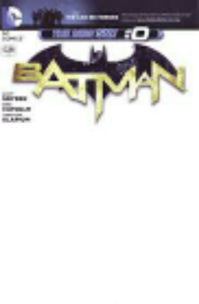 Batman - 358 cover