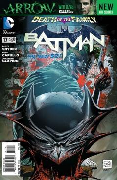 Batman -  cover