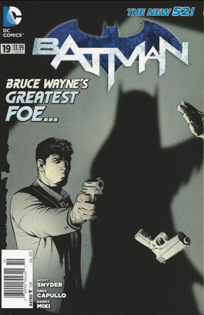 Batman - 21 cover