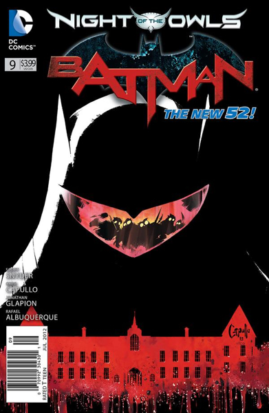 Batman - 9 cover