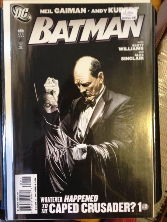 Batman - 686 cover
