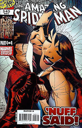 The Amazing Spider-man - 545 cover