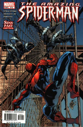 The Amazing Spider-man - 512 cover