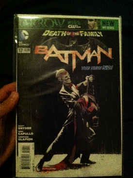 Batman - 17 cover