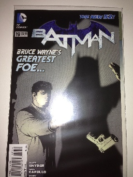 Batman - 19 cover