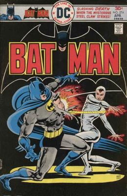 Batman - 274 cover