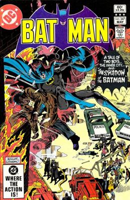 Batman - 347 cover