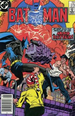 Batman - 379 cover