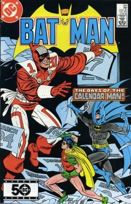 Batman - 384 cover