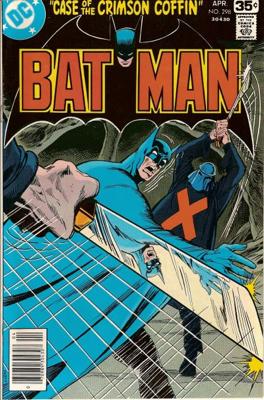 Batman - 298 cover