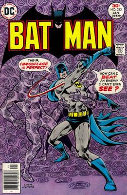 Batman - 283 cover