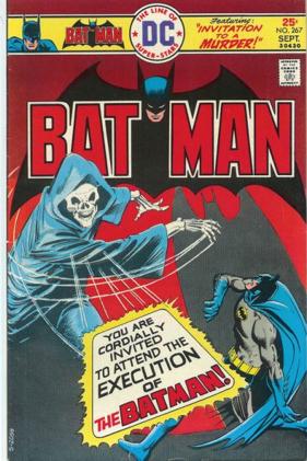 Batman - 267 cover
