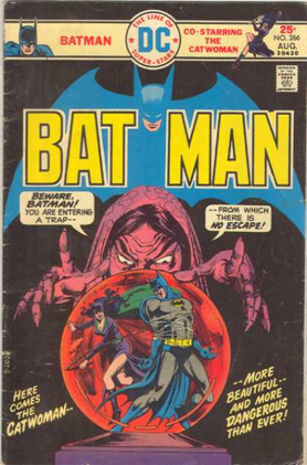 Batman - 266 cover