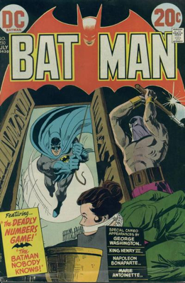 Batman - 250 cover