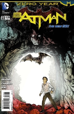 Batman - 22 cover