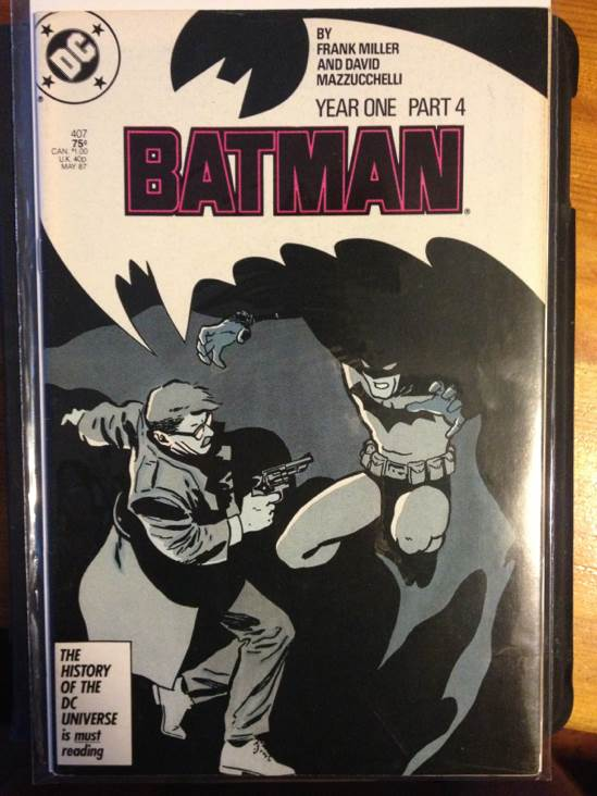 Batman - 407 cover