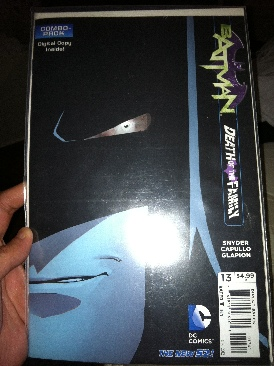 Batman - 37 cover