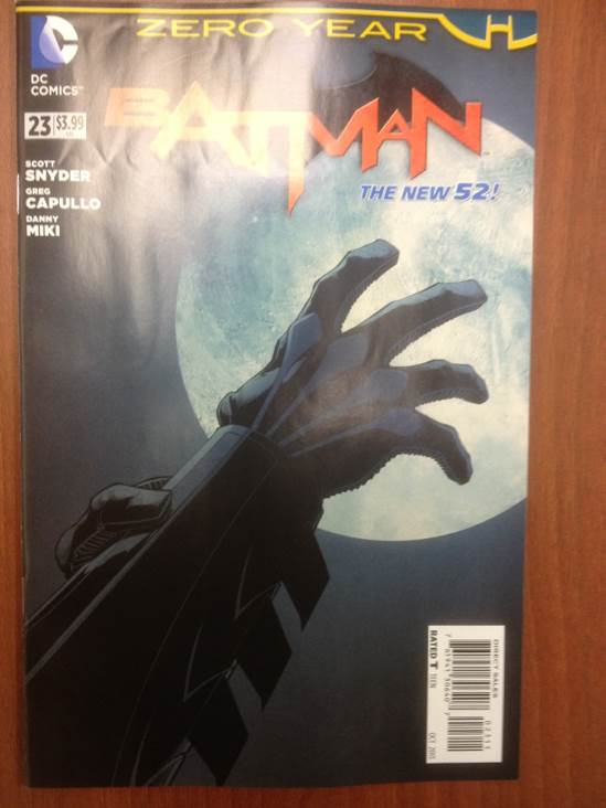 Batman - 23 cover