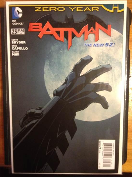 Batman - 23 cover