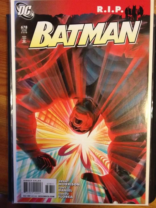 Batman - 678 cover