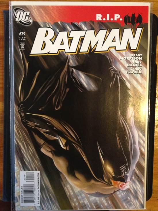 Batman - 679 cover