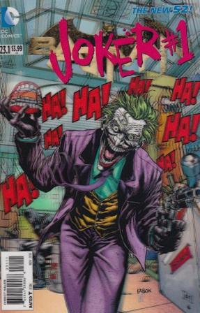 Batman - 23.1 cover