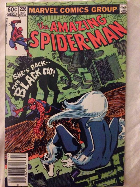 The Amazing Spider-man - 226 cover