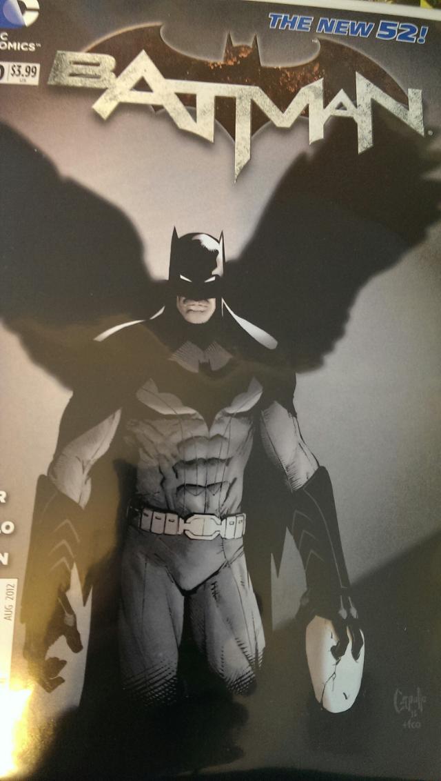 Batman - 10 cover