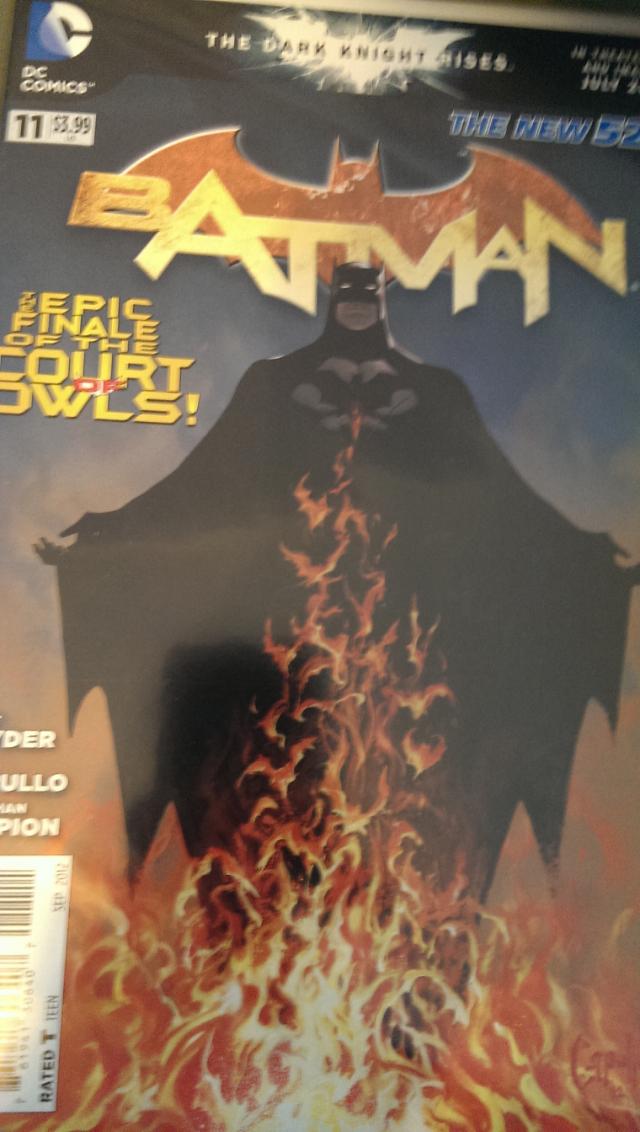 Batman - 11 cover