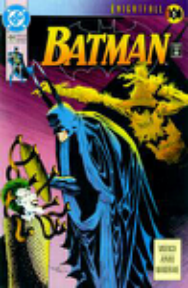 Batman - 494 cover