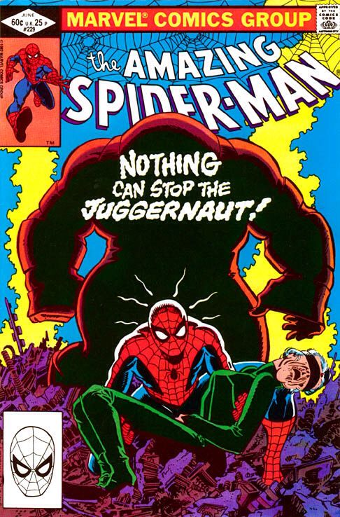 The Amazing Spider-man - 229 cover