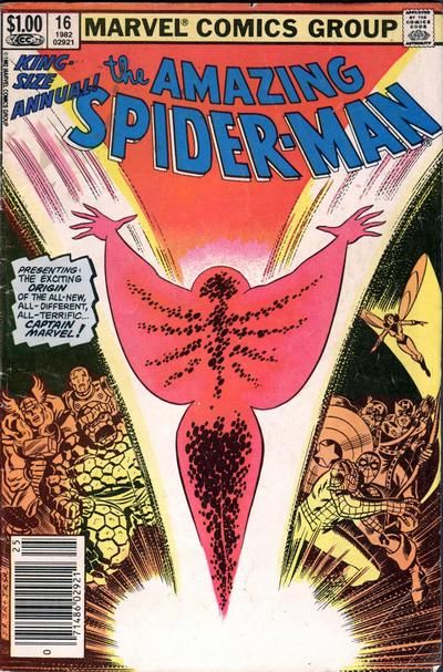 The Amazing Spider-man - 16 cover