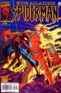 The Amazing Spider-man - 23 cover