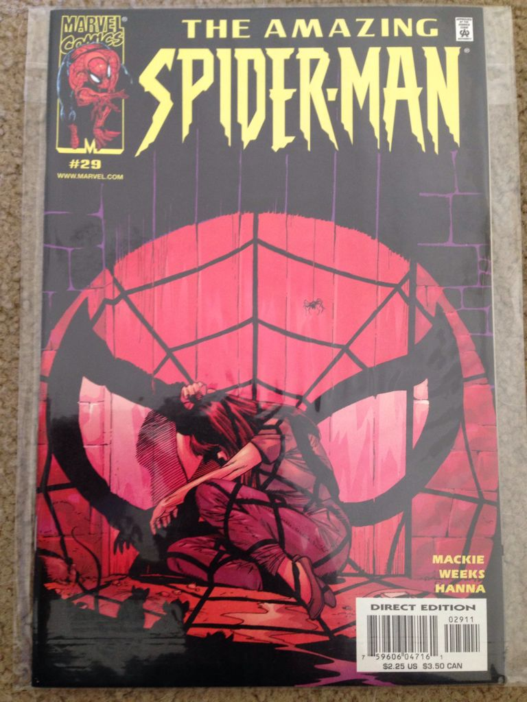 The Amazing Spider-man - 29 cover