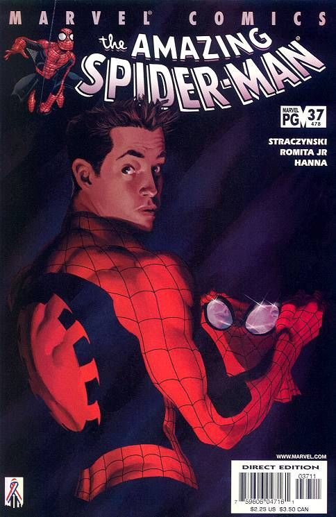 The Amazing Spider-man - 37 cover