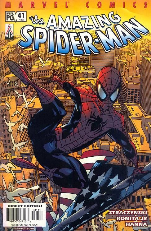 The Amazing Spider-man - 41 cover