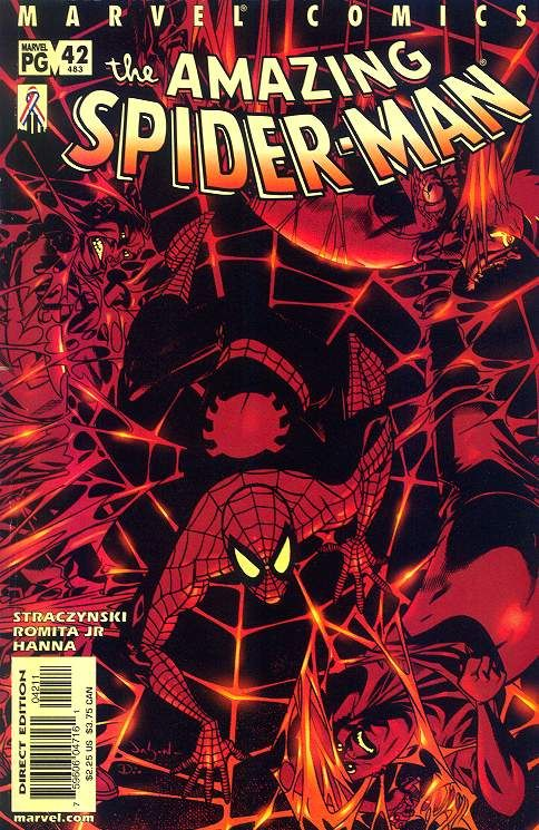 The Amazing Spider-man - 42 cover