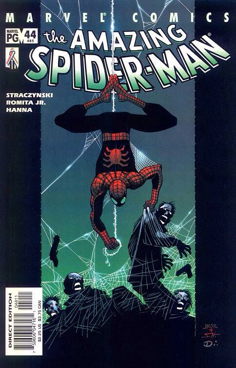 The Amazing Spider-man - 44 cover