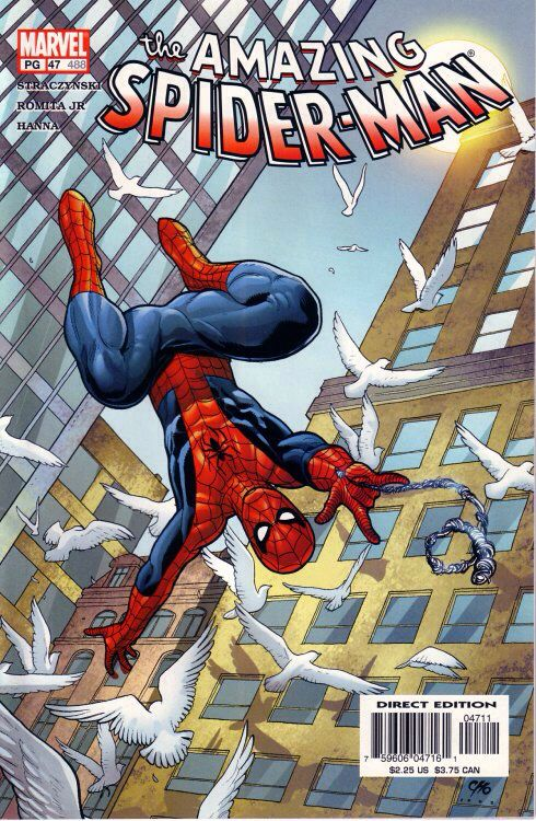 The Amazing Spider-man - 47 cover
