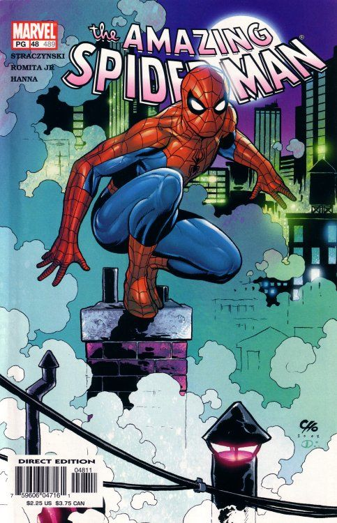 The Amazing Spider-man - 48 cover