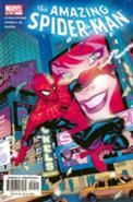 The Amazing Spider-man - 54 cover