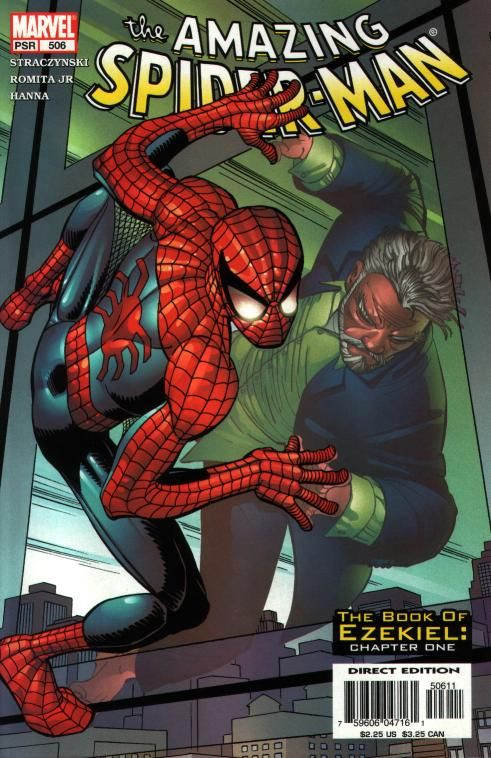 The Amazing Spider-man - 506 cover