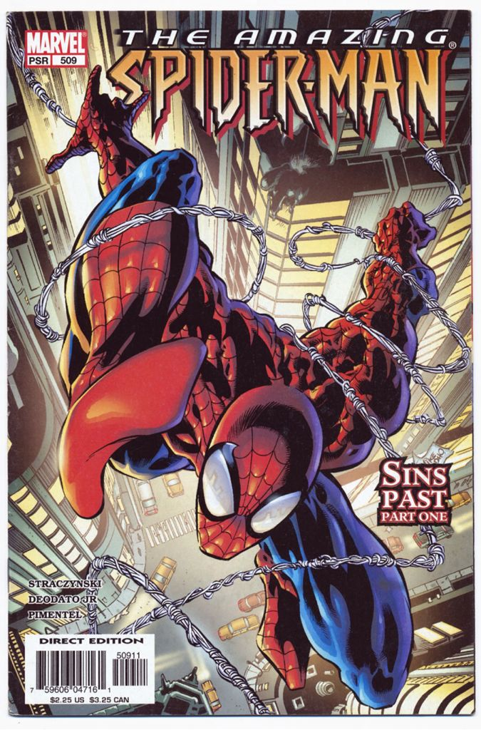The Amazing Spider-man - 509 cover