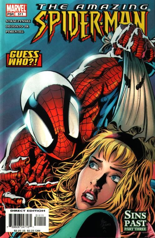 The Amazing Spider-man - 511 cover