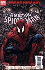 The Amazing Spider-man - 553 cover