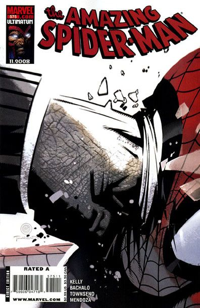 The Amazing Spider-man - 575 cover