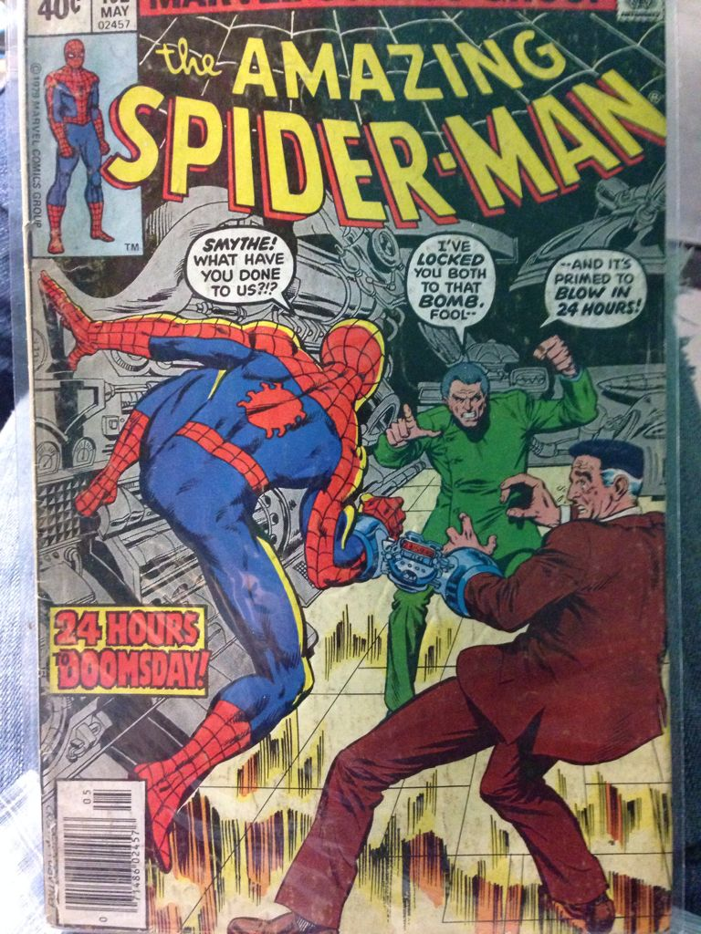 The Amazing Spider-man - 192 cover